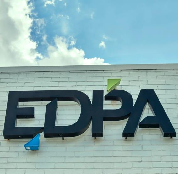 EDPA Logo About Page